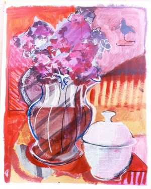 Advanced Still Life 8 - Caron Coldwell