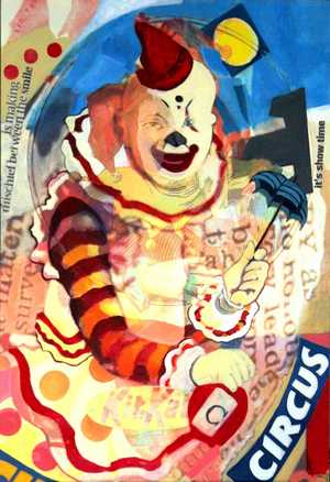 Caron Coldwell - Clown