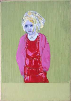 Girl in Red - Caron Coldwell