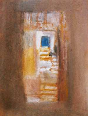 Red House Interior - Caron Coldwell