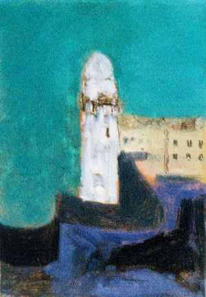 Spetses Lighthouse - Caron Coldwell