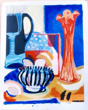Advanced Still Life 5 - Caron Coldwell