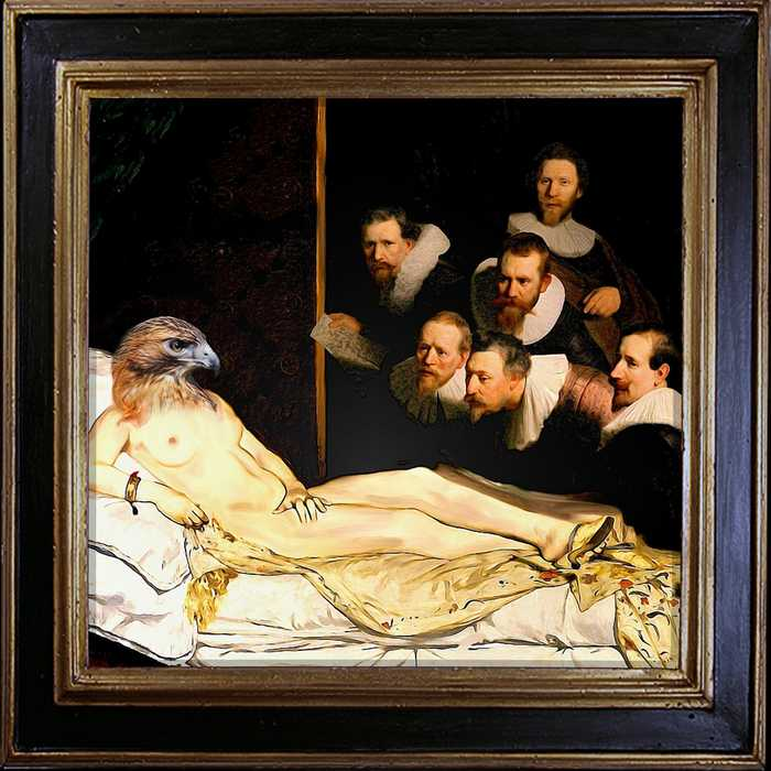 Max Ernst's Anatomy Lesson - Gordon Coldwell