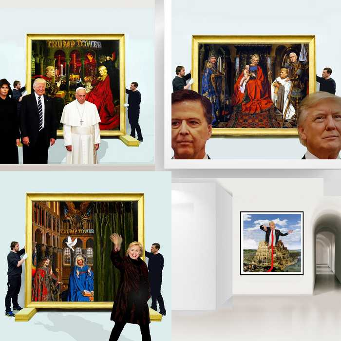 The White House Galleries - Gordon Coldwell